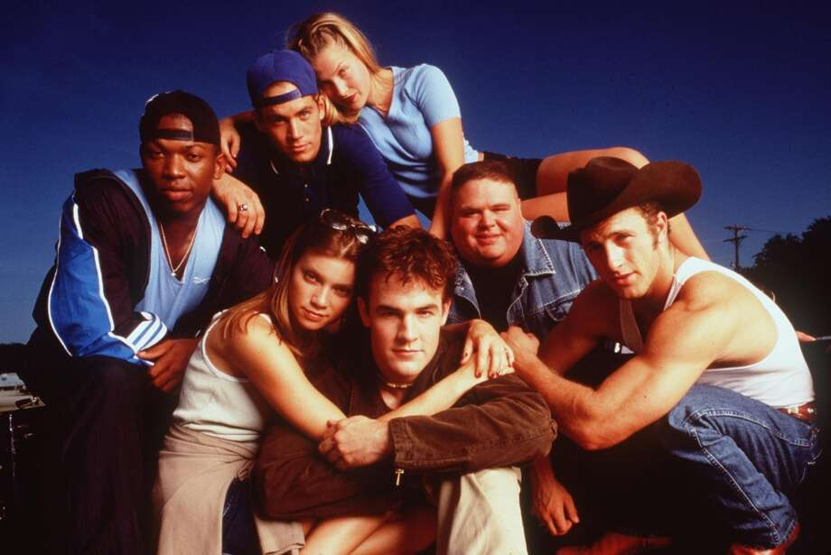 """Varsity Blues,"" the beloved Texas football film, turns 15 this week. Click through the slideshow to look back at the cast and see what happened to them after finding success with this coming-of-age drama, and one famous whipped cream bikini. Photo: Getty Images"