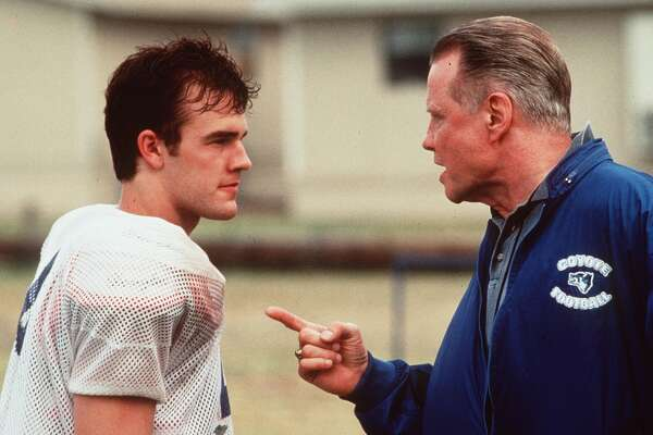"James Van Der Beek plays Jonathan ""Mox"" Moxon, the rebellious quarterback who just wants out of small-town Texas life."