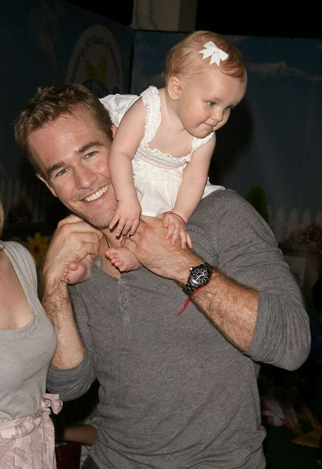 One major Van Der Beek accomplishment is the creation of adorable children. Here's Olivia Van Der Beek in 2011. Photo: Jim Spellman, WireImage