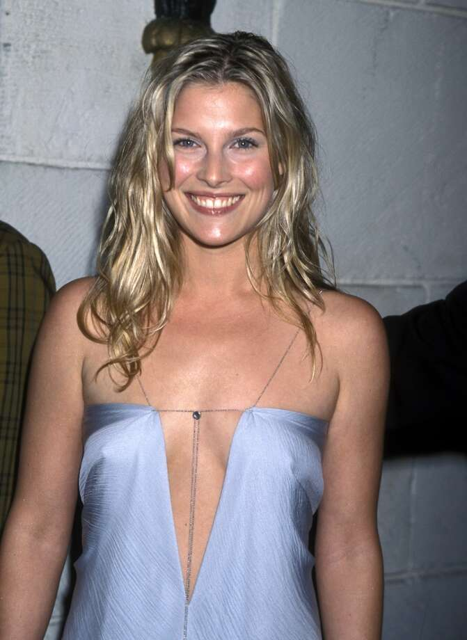 Ali Larter's main claim to fame at the time was the whipped cream bikini her cheerleader character donned in the film. Photo: Ron Galella, WireImage