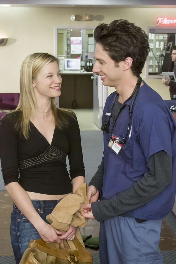 "Smart also had a stint on the TV show ""Scrubs."" Photo: NBC, NBCU Photo Bank Via Getty Images"