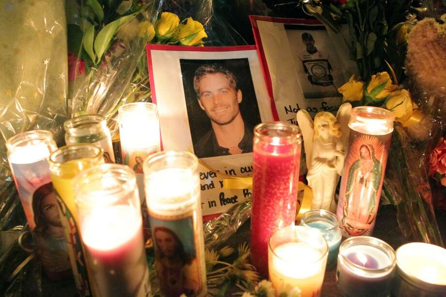 Walker died in a fiery car crash on Nov. 30, 2013. Photo: David Buchan, Getty Images