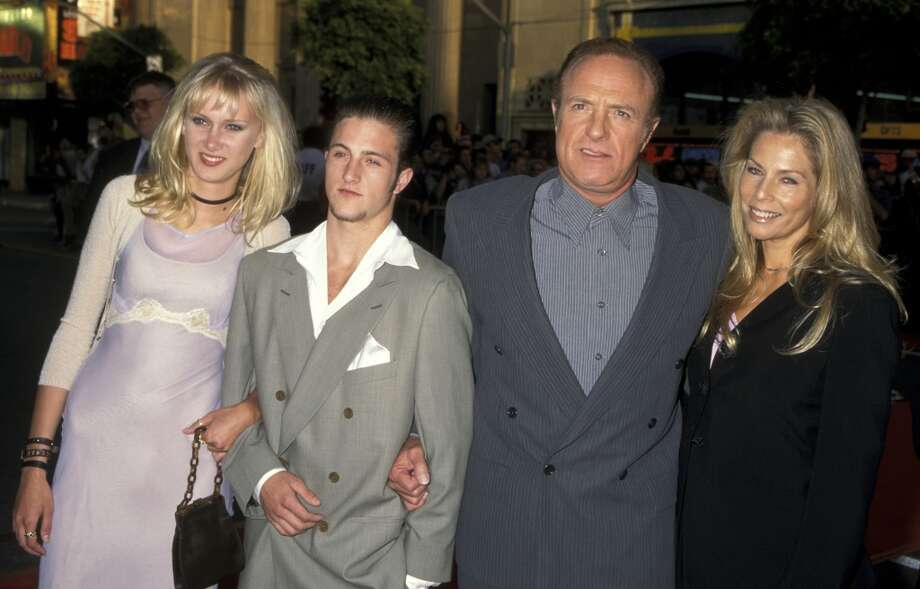 Caan, the son of James Caan, didn't take long to become a bit more smug-looking. Photo: Jim Smeal, WireImage