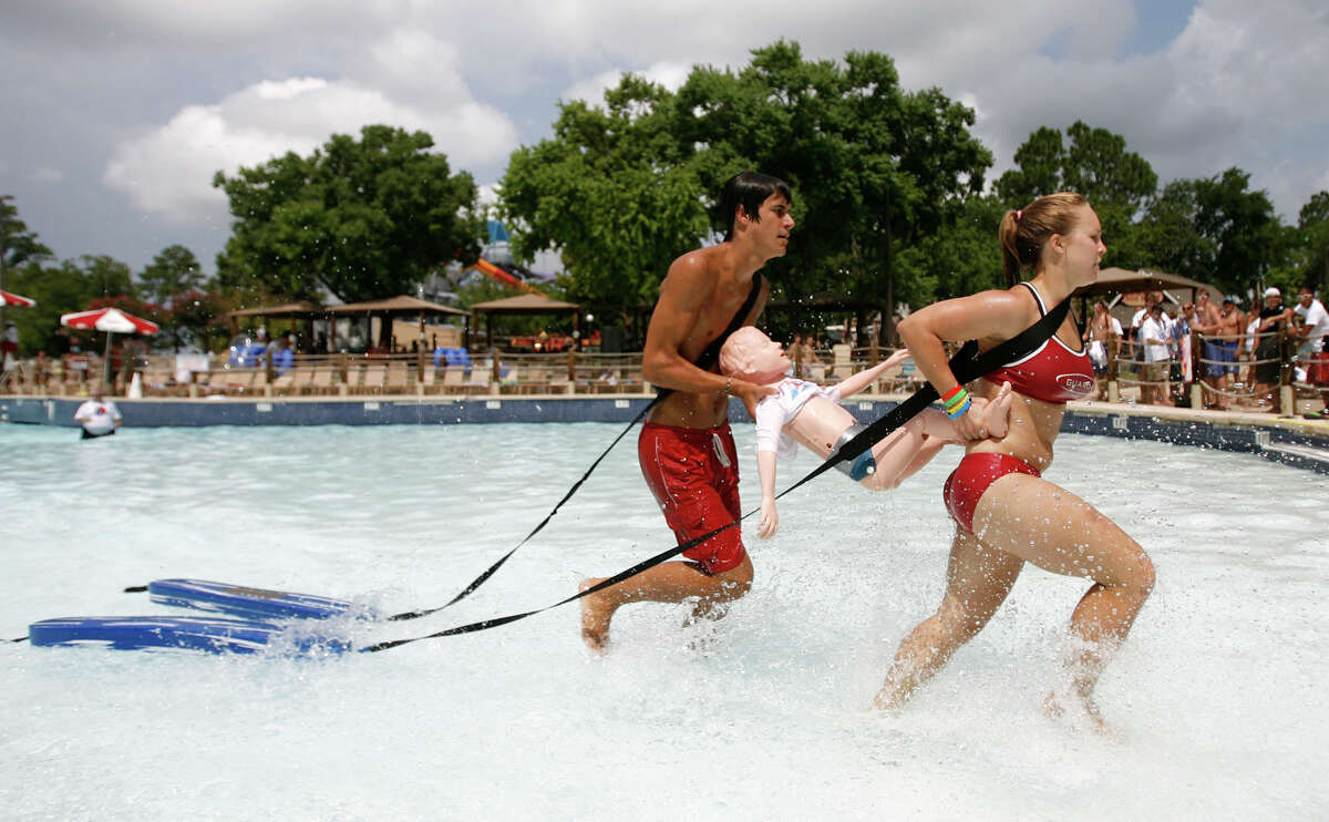 SplashTown in Spring was great for cooling off during hot Houston summers and also for flirting with high school girls (paging Wendy Peffercorn!). Some of those kids are all grown up now and taking their kids to Wet'n'Wild SplashTown now - it's still out on I-45.