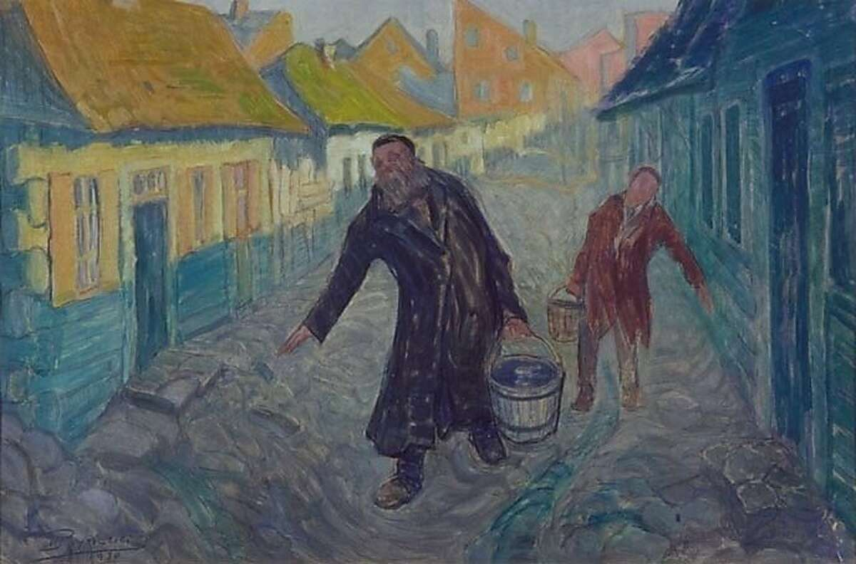 The Water Carriers, 1930