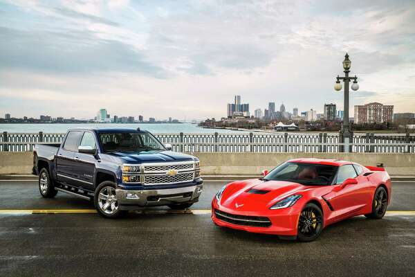 Chevrolet's Corvette Stingray and Silverado 1500 took home the 2014 North American Car and Truck of the Year Awards at the Detroit auto show. It was the first time Chevy had won both awards the same year.