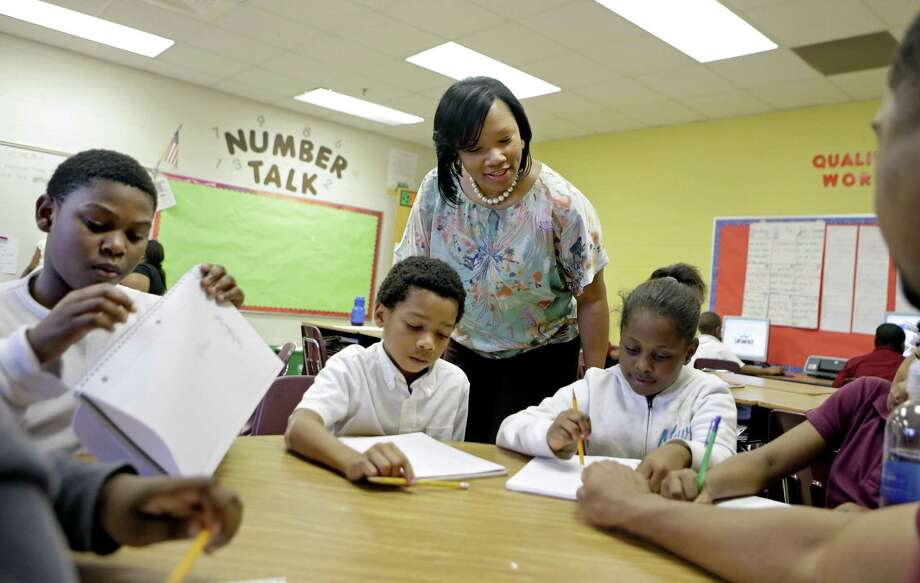 Education has a long history of standardized testing, and the exams are currently used across a broad spectrum of disciplines. But alternatives to standardized tests are worth exploring. Photo: Associated Press File Photo / AP