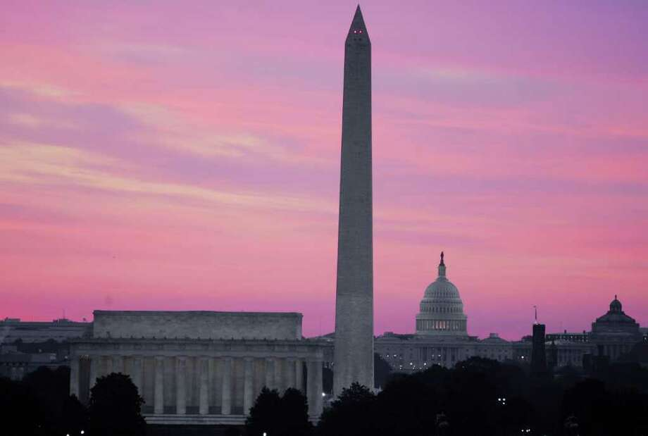 4. Washington, D.C.Our nation's capital isn't cheap. Coming in at number 4, Washington D.C., has monthly rent of $2,553 for a 900-square-feet furnished accommodation. Commuters pay $130 for a monthly ticket for public transport, according to Expatistan. Photo: Ron Edmonds, ASSOCIATED PRESS / AP2007