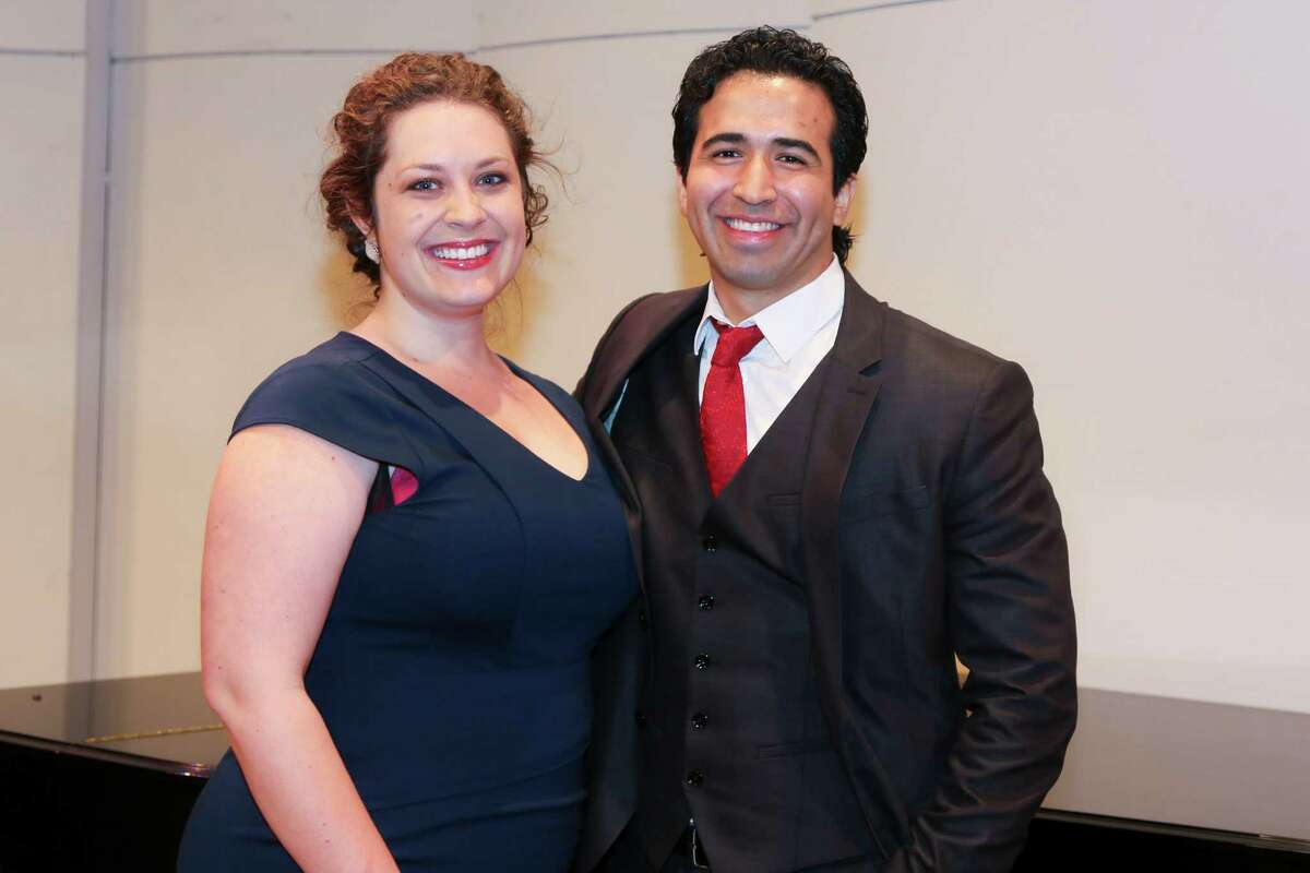 Natalie Cummings, a soprano from Lakeway, and tenor Rafael Moras, a Rice University graduate student, will compete in the semifinals of the Metropolitan Opera National Council Auditions.