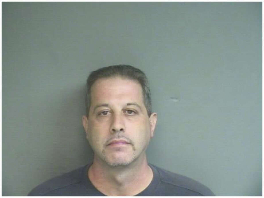 "Francesco ""Frank"" Pensiero, 41, of Stamford was charged Friday with the Dec. 10, 2013 robbery of the First County Bank branch at 1110 Hope St. in Springdale. Photo: Contributed Photo / Stamford Advocate Contributed"