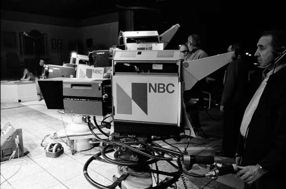 Saturday Night Live's camera operator on December 17, 1977 Photo: NBC, NBC Via Getty Images / 2012 NBCUniversal, Inc.
