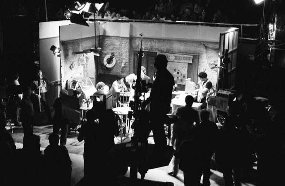 Crews film during a skit on November 18, 1978 Photo: NBC, NBC Via Getty Images / 2012 NBCUniversal, Inc.