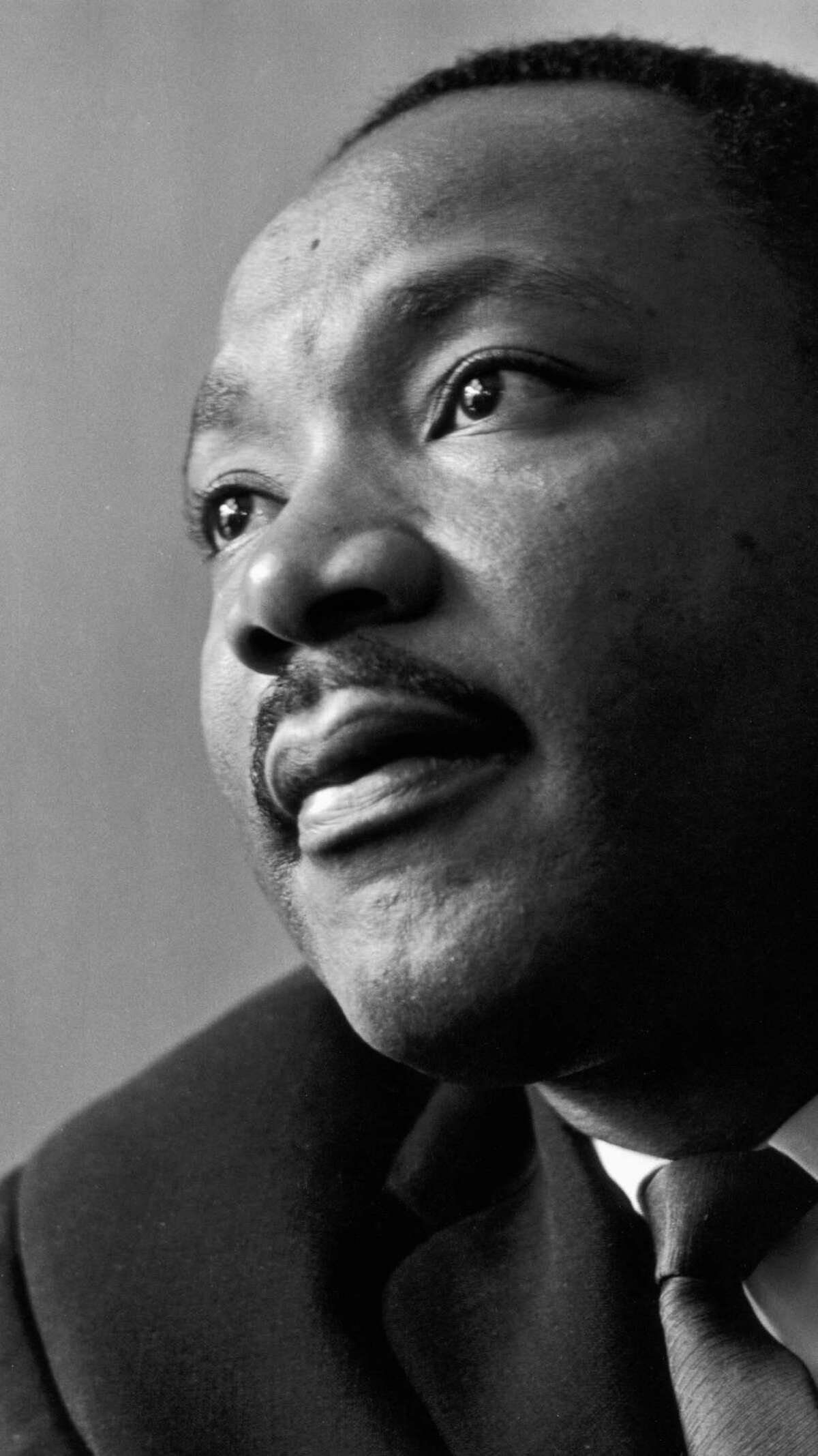 """Dr. Martin Luther King Jr. believed people could achieve a """"beloved community."""""""