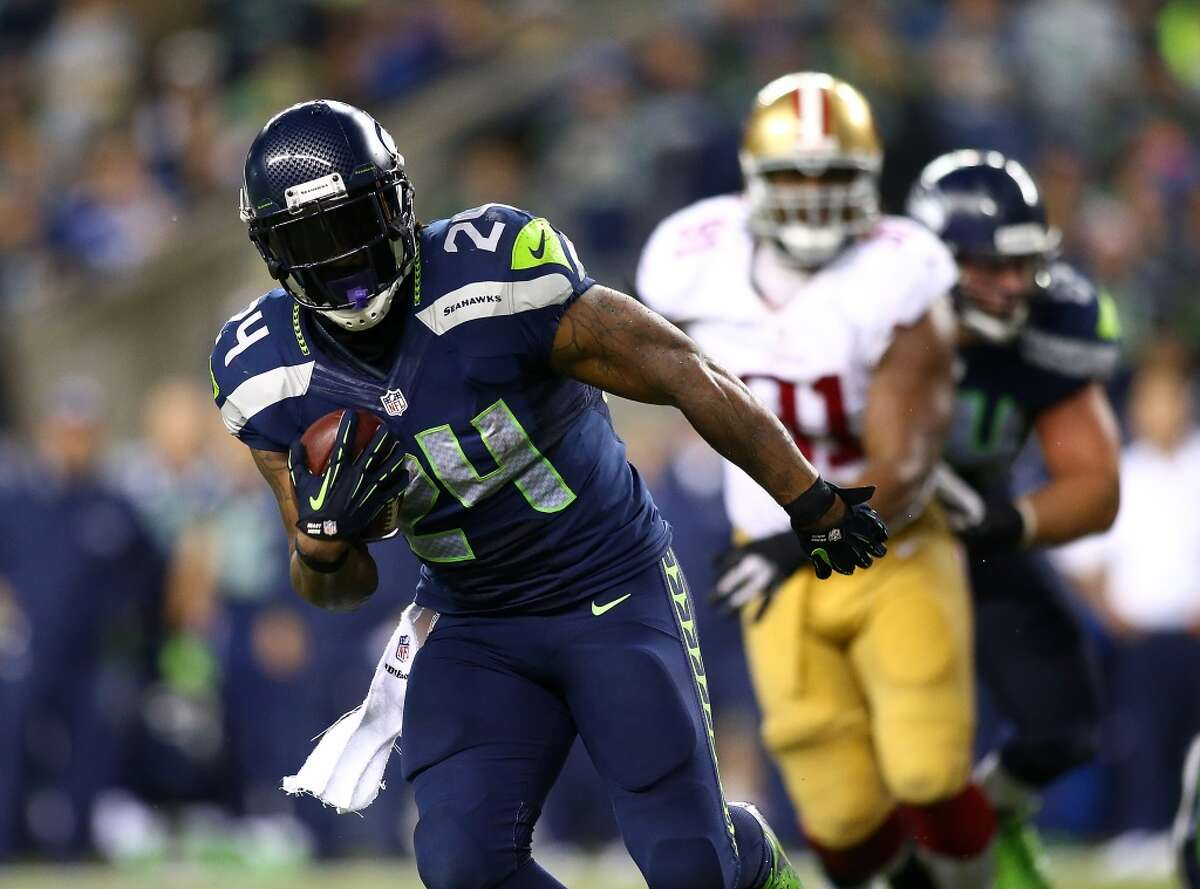 1. Can Marshawn Lynch carry the load? Simply put,