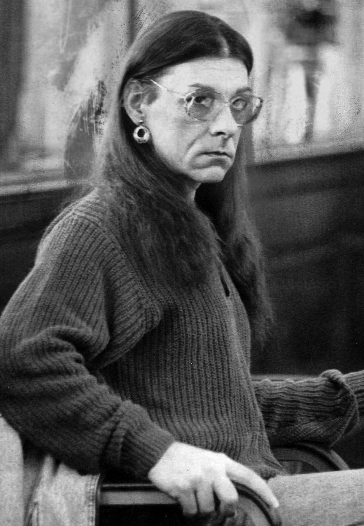 Robert Kosilek, who is shown in 1993 and is now known as Michelle Kosilek, lives as a woman in a Massachusetts prison.