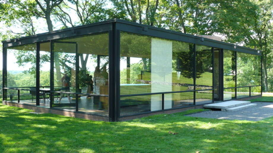 Reflect at the Philip Johnson Glass House
