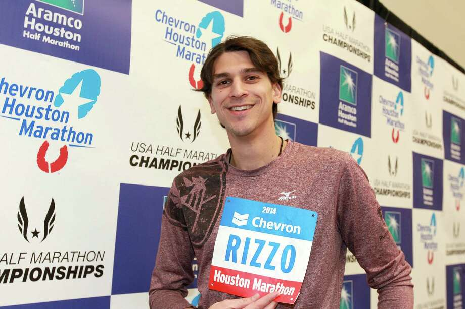 Patrick Rizzo would like nothing better than to become the first U.S.-born winner of the Chevron Houston Marathon since 2002. Photo: Victah Sailer / www.photorun.NET