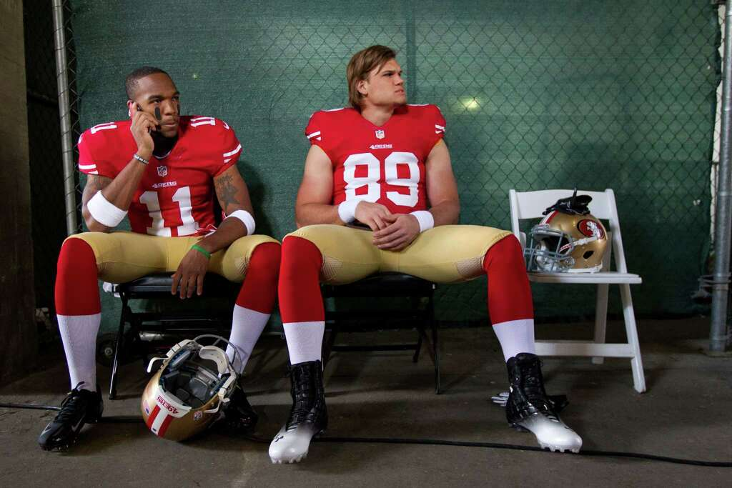 cheap nfl San Francisco 49ers Vance McDonald Jerseys