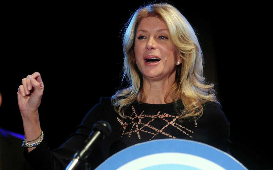 Money for Democratic gubernatorial candidate Sen. Wendy Davis has come from every county in the state. Photo: Dave Rossman / For The Houston Chronicle / © 2013 Dave Rossman