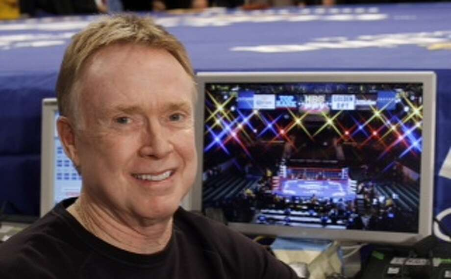Marc Payton is looking forward to a life of retirement after a hectic career as a boxing producer. / 2008 Will Hart