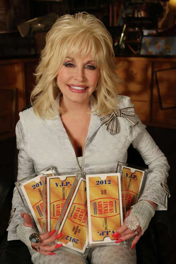 Dolly Parton is 68.