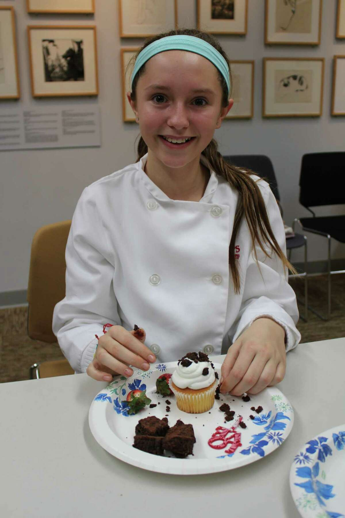 Were you SEEN at the Teen Master Chef challenge at the Westport Library on 1/18/14?