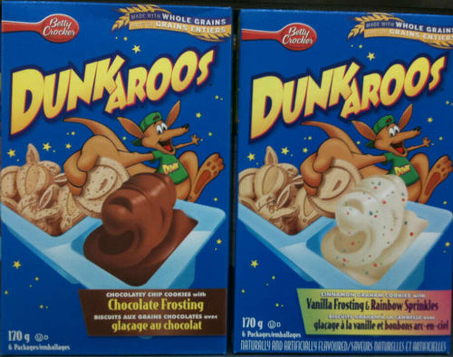 Dunkaroos- if you had these everyone wanted to be your friend. Photo: EBay