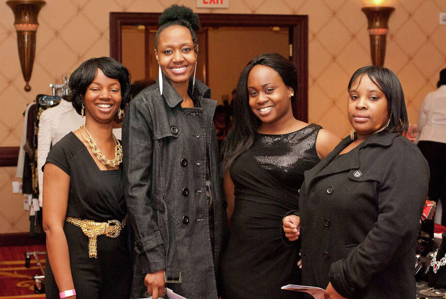 On Jan. 18, the Trumbull Marriott hosted the Empowering Through Beauty Expo. The ETB Expo is an event where women celebrated their beauty with a day of celebrities, shopping and pampering. Were you SEEN at The ETB expo? Photo: Kait Jaouen / Hearst Connecticut Media Group