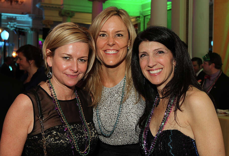 Were you Seen at Hattie's 13th Annual Mardi Gras, a benefit for Saratoga Hospital's Community Health Center, at the Canfield Casino in Saratoga Springs on Saturday, Jan. 18, 2014 ? Photo: Joe Putrock, Joe Putrock/Special To The Times Union / (c) Joe Putrock 2014
