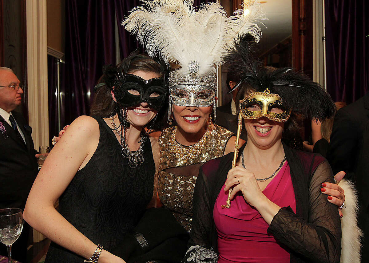 Were you Seen at Hattie's 13th Annual Mardi Gras, a benefit for Saratoga Hospital's Community Health Center, at the Canfield Casino in Saratoga Springs on Saturday, Jan. 18, 2014 ?