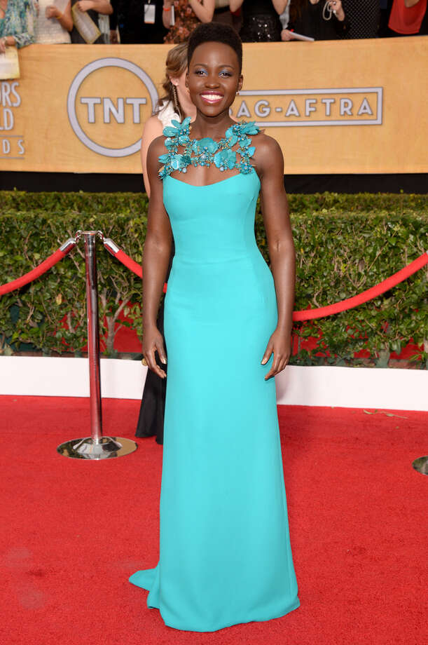 Lupita Nyong'o. Getty Images.