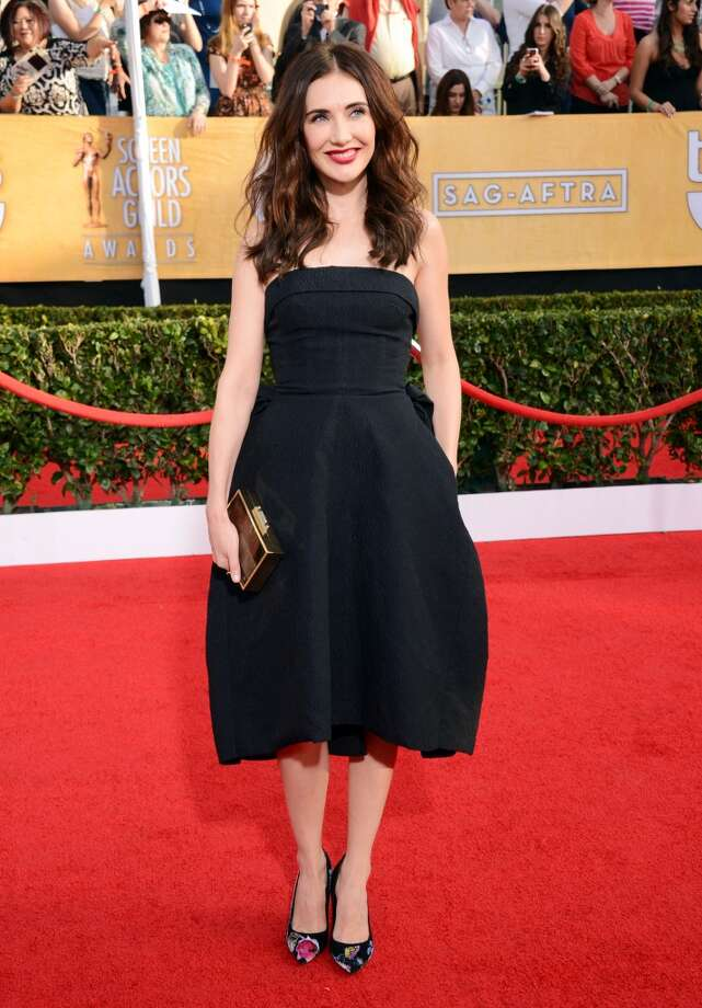 Carice Van Houten is still enchanting, even off-screen. Photo: Jordan Strauss, Jordan Strauss/Invision/AP