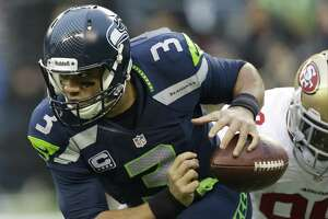 Seahawks vulnerable to sacks just as 49ers become more proficient - Photo