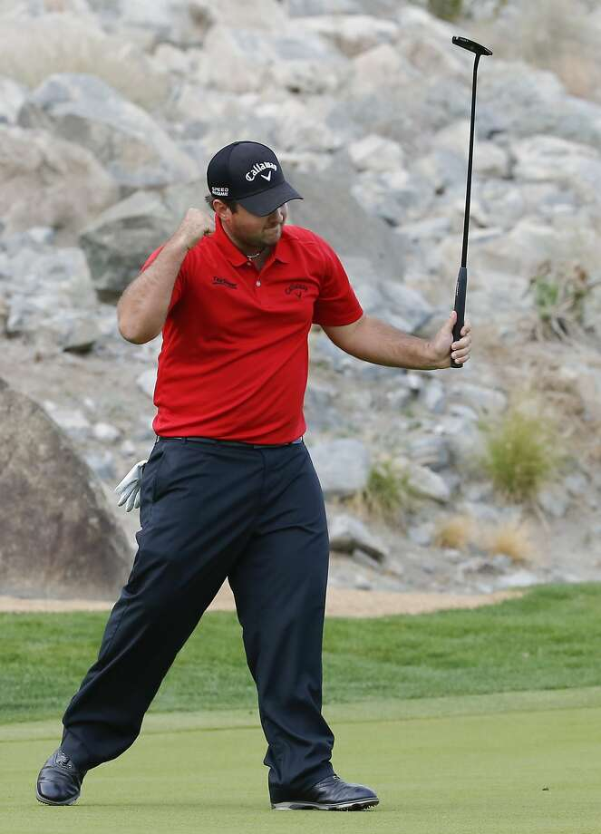 Patrick Reed, 23, has two wins in his first 46 starts. Photo: Matt York, Associated Press