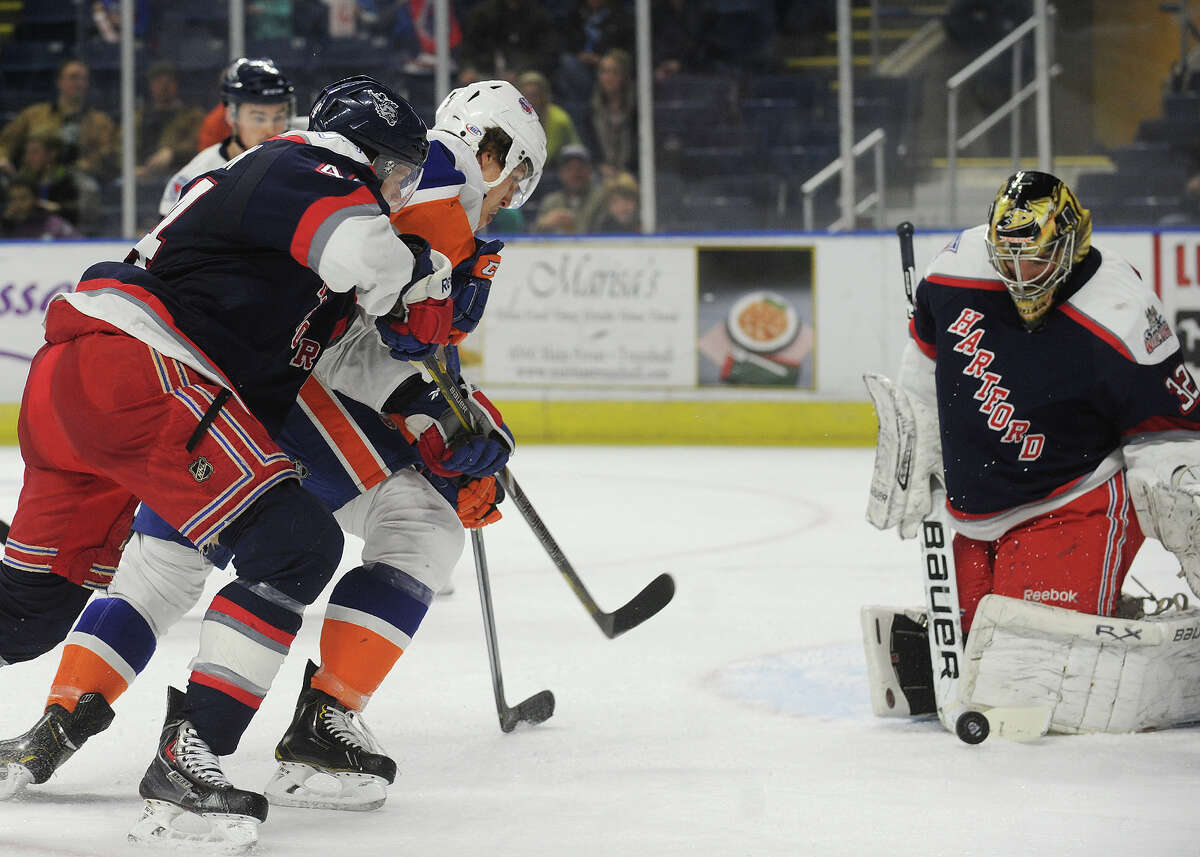 Hartford Wolfpack will face the Hershey Bears on Friday and Portland Pirates Saturday at Hartford's XL Center. Find out more.