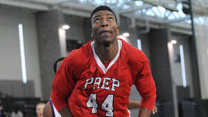 (4) The power of Pascal.  Pascal Chukwu had a monster game in Fairfield Prep's 70-58 win over Hillhouse on Friday. The dominating center finished with a a game high in points (24) and blocked shots (9). He also pulled down nine rebounds.