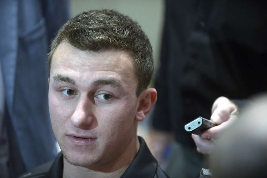 Johnny Manziel Photo: Phelan M. Ebenhack, Associated Press