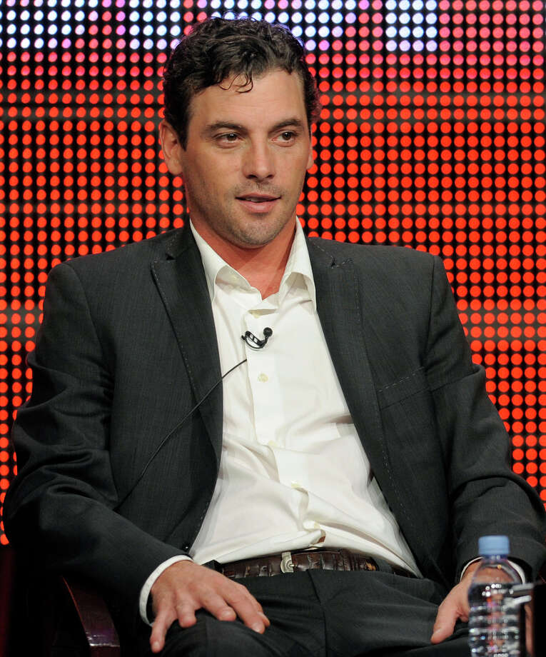 "FILE -- In a July 30, 2010 file photo Skeet Ulrich attends the NBC Universal Television Critics Association summer press tour in Beverly Hills, Calif.  NBC said Wednesday Jan. 12, 2011 that Skeet Ulrich is leaving ""Law & Order: Los Angeles."" (AP Photo/Chris Pizzello) Photo: Chris Pizzello / AP2010"