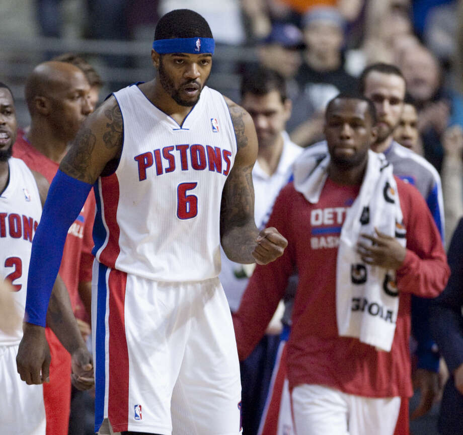 Detroit fans hoped the free-agent addition of forward Josh Smith would make the Pistons better. Photo: Duane Burleson / Associated Press / FR38952 AP