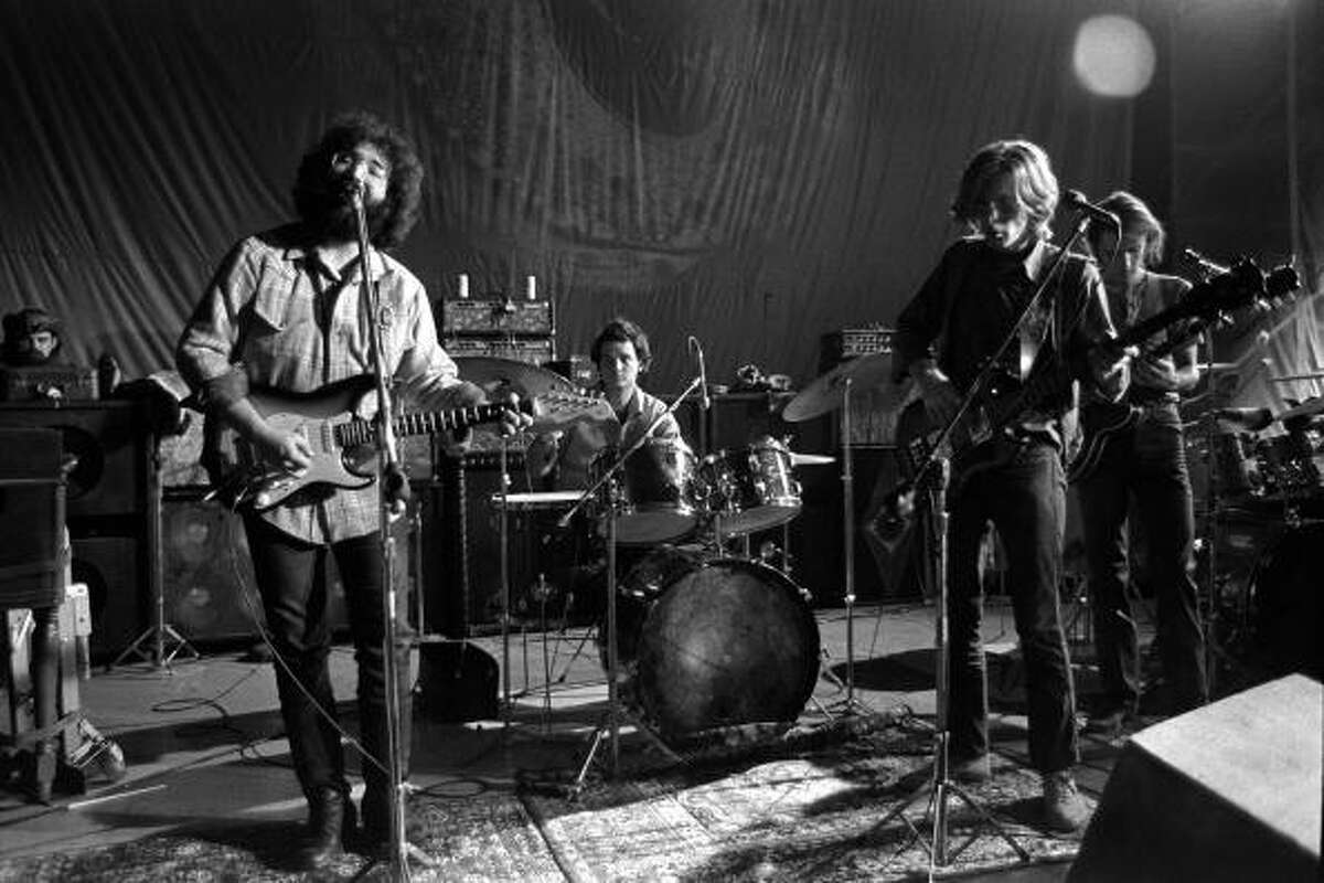 The Family Dog on the Great Highway, 660 Great Highway. Bill Graham counterpart Chet Helms hosted legendary concerts here (shown are the Grateful Dead there in 1970) and dance shows at the Longshoremen's Hall in North Beach.  According to Greg Shaw, author of the book