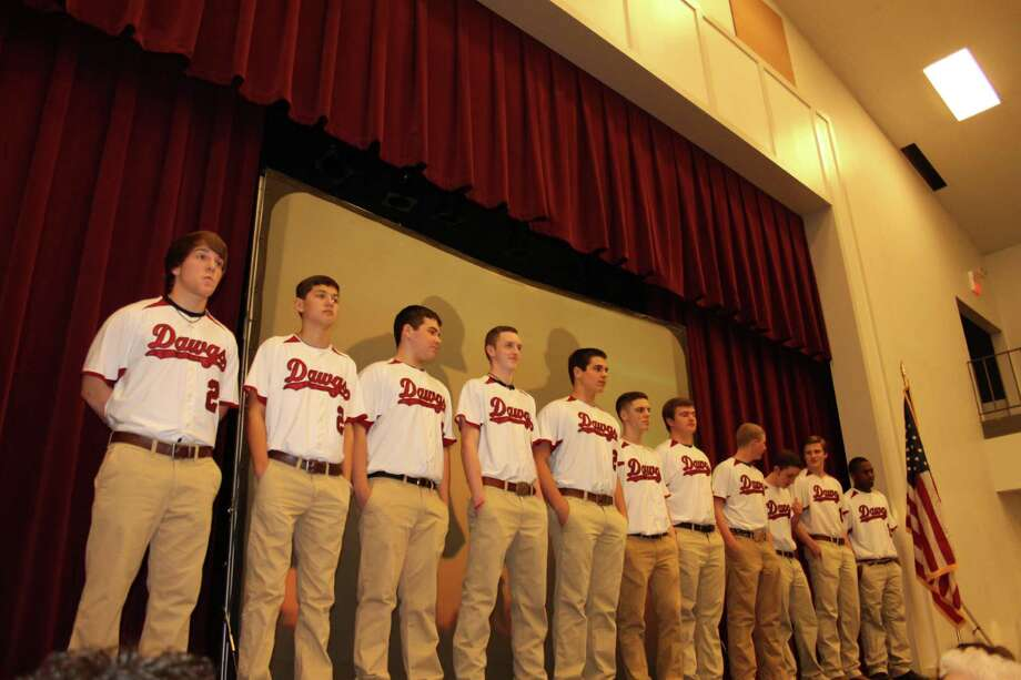 Jaspers Annual Baseball Banquet held at the Wesley Center Photo by Jason Dunn