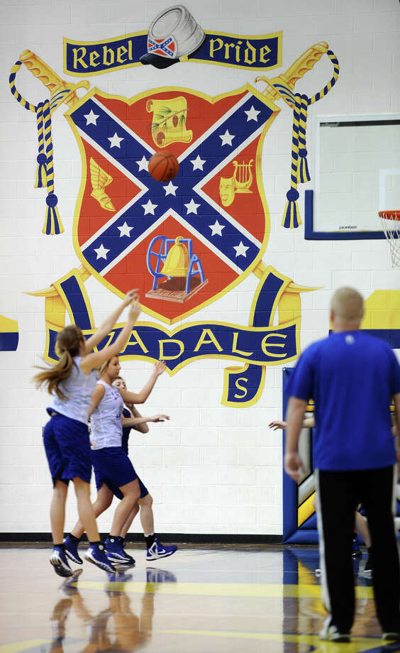 Evadale ISDEvadale High School Graduation: 7:30 p.m. in the high school gymnasium(File photo) Coach Robert Hollyfield, right, watches as players run through drills during practice Wednesday. The Evadale High School girls basketball team practiced Wednesday afternoon.