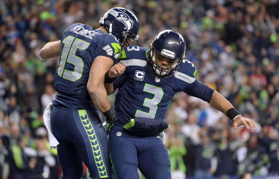 #32 Seattle Seahawks 2013 record: 13-3 Photo: Joe Barrentine, MCT