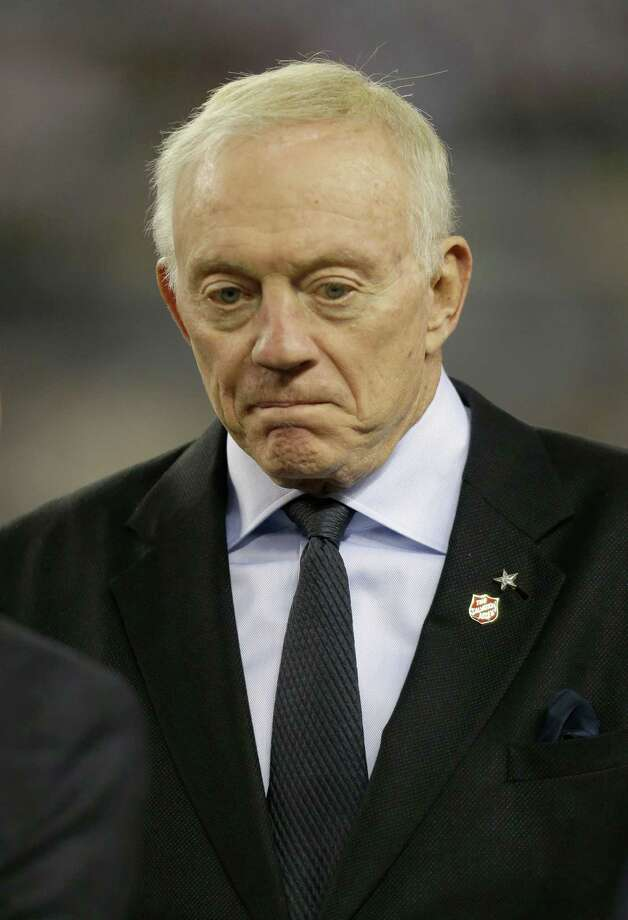 Many people may be glad to know the Dallas Cowboys owner was born in Los Angeles, Calif., and raised in North Little Rock, Ark. Photo: Tim Sharp, Associated Press / FR62992 AP