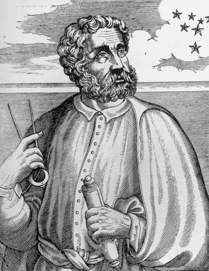 Question 18:A Basque sailor named Juan Sebastián Elcano and 17 members of his crew  achieved a feat widely (and incorrectly) credited to Ferdinand Magellan (pictured above.)  What was it? / Time Life Pictures