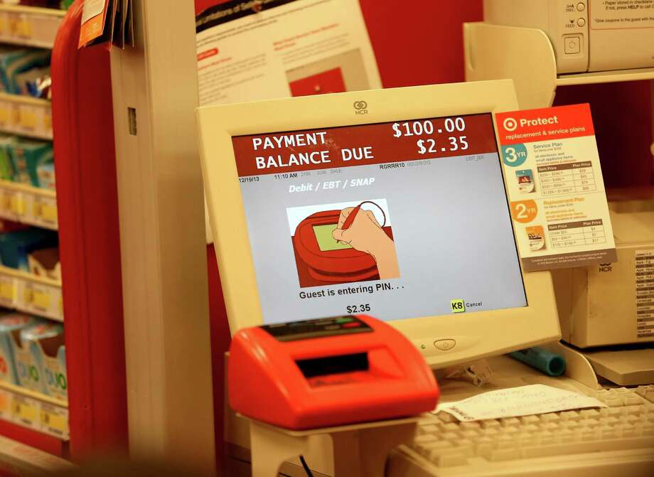 The huge data theft at Target involved confidential credit and debit card data of as many as 40 million Target customers, along with personal information, such as phone numbers and addresses, of as many as 70 million more. Photo: Getty Images File Photo / 2013 Getty Images