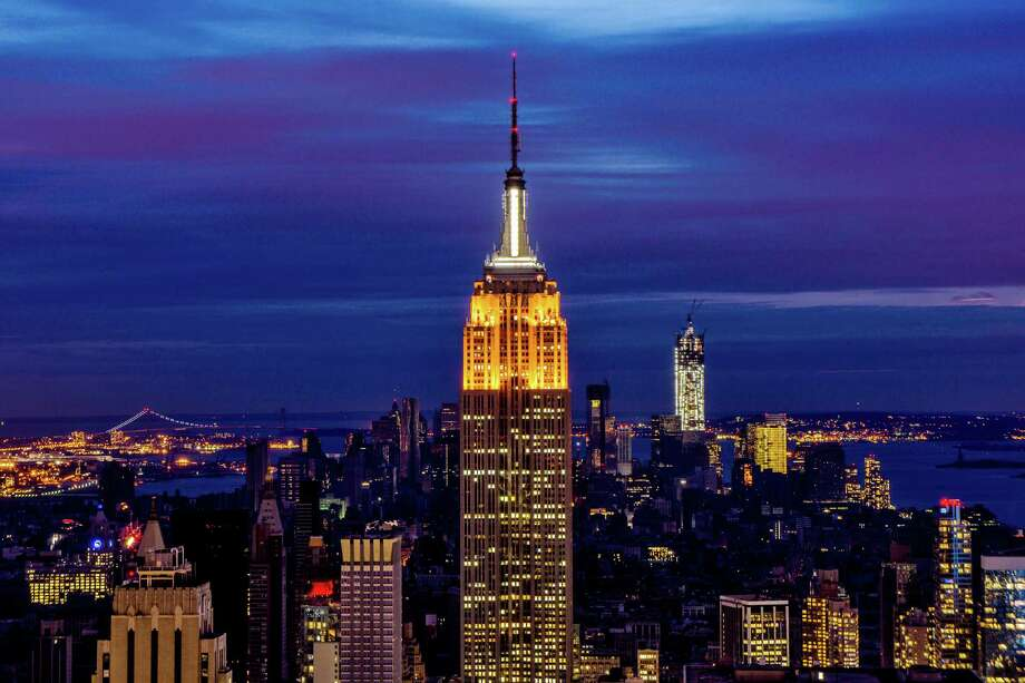 12. New YorkTotal households: 7,408,730Households with more than $1 million in investable assets: 429,153Ratio of millionaires to total households: 5.79 percentSource:Phoenix Marketing International Photo: Afton Almaraz, Getty Images / 2012 Getty Images
