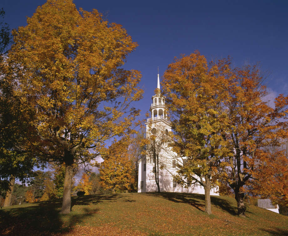 8. New HampshireTotal households: 522,867Households with more than $1 million in investable assets: 33,867Ratio of millionaires to total households: 6.48 percentSource:Phoenix Marketing International Photo: Fotosearch, Getty Images/Fotosearch RF / Fotosearch RF