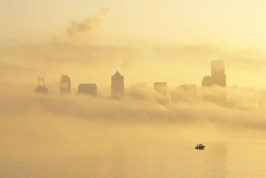 Fog Bowl Photo: Deb Casso, Getty Images/OJO Images RF