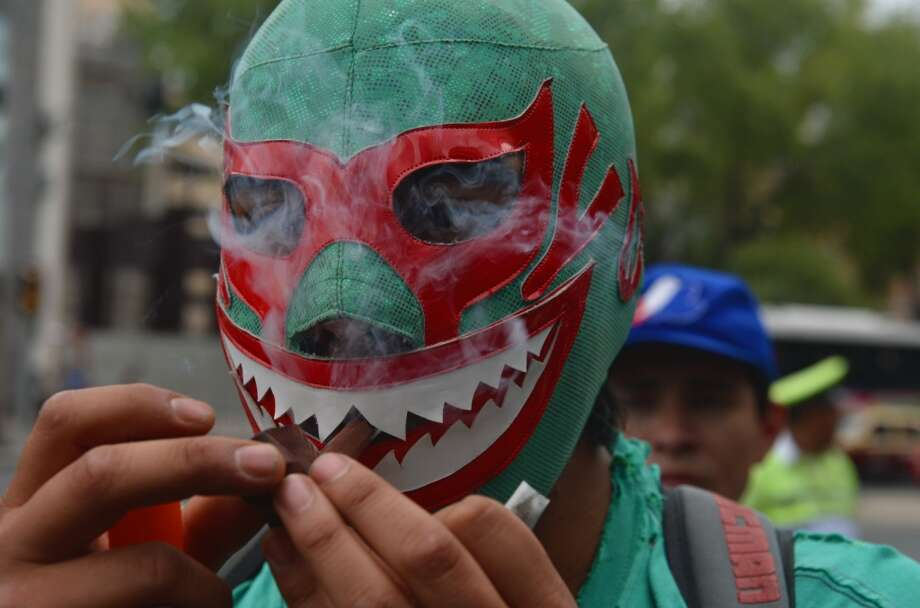 Marijuana Bowl - Talk to the masses and call it Marijuana? Photo: YURI CORTEZ, AFP/Getty Images